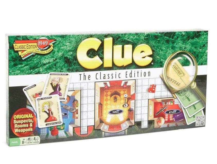 University Games Clue Classic Edition