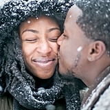 Snowy Engagement Shoot in New York