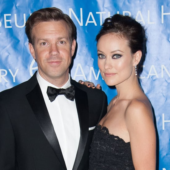 Olivia Wilde and Jason Sudeikis Engagement