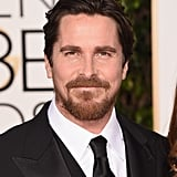 Pictured: Christian Bale