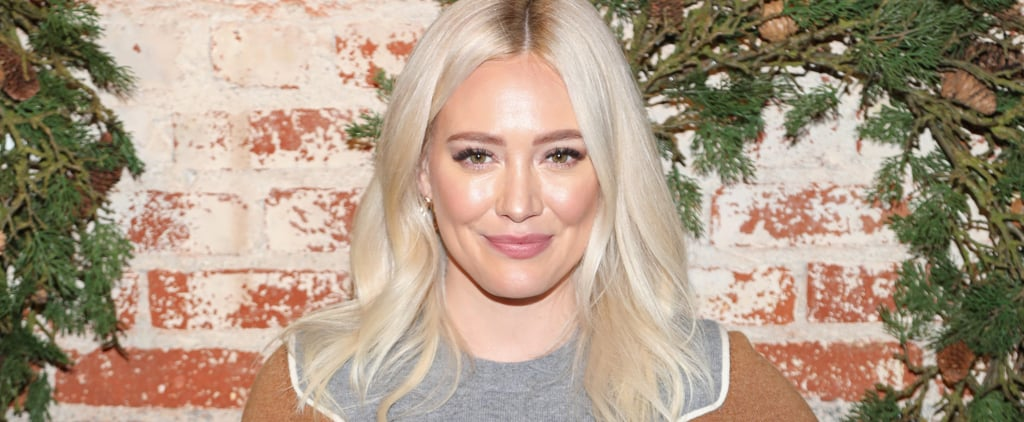 Hilary Duff Talks About Lizzie McGuire Revival December 2018