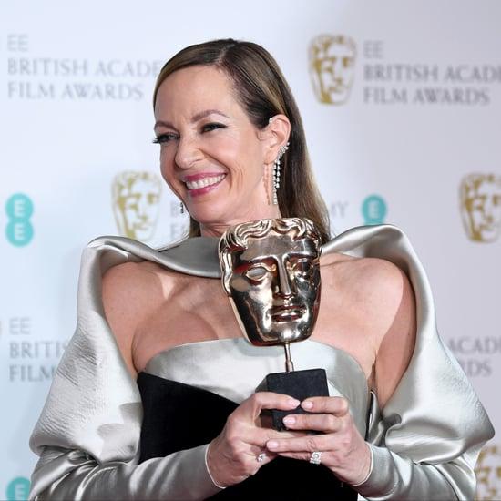 الفائزون في حفل جوائز البافتا البريطانية 2018