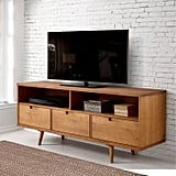 Drawer Midcentury Modern TV Stand