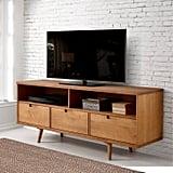 Drawer Midcentury Modern TV Stand