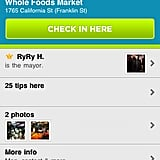 Health Food Store or Farmers Market