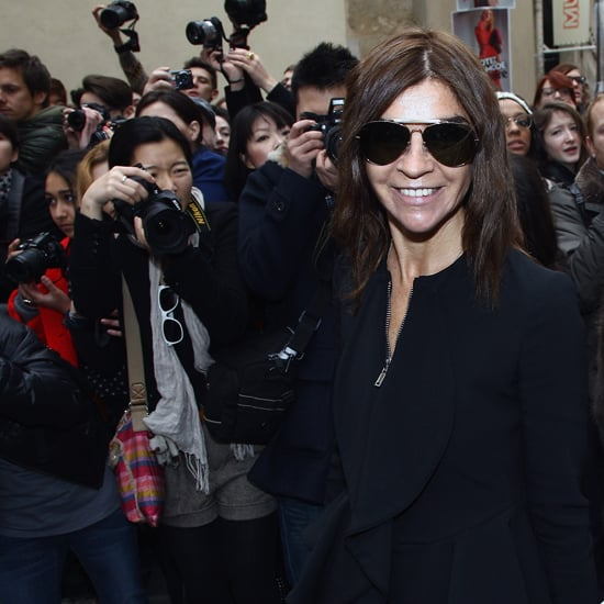 Carine Roitfeld's Documentary to Release September 2013