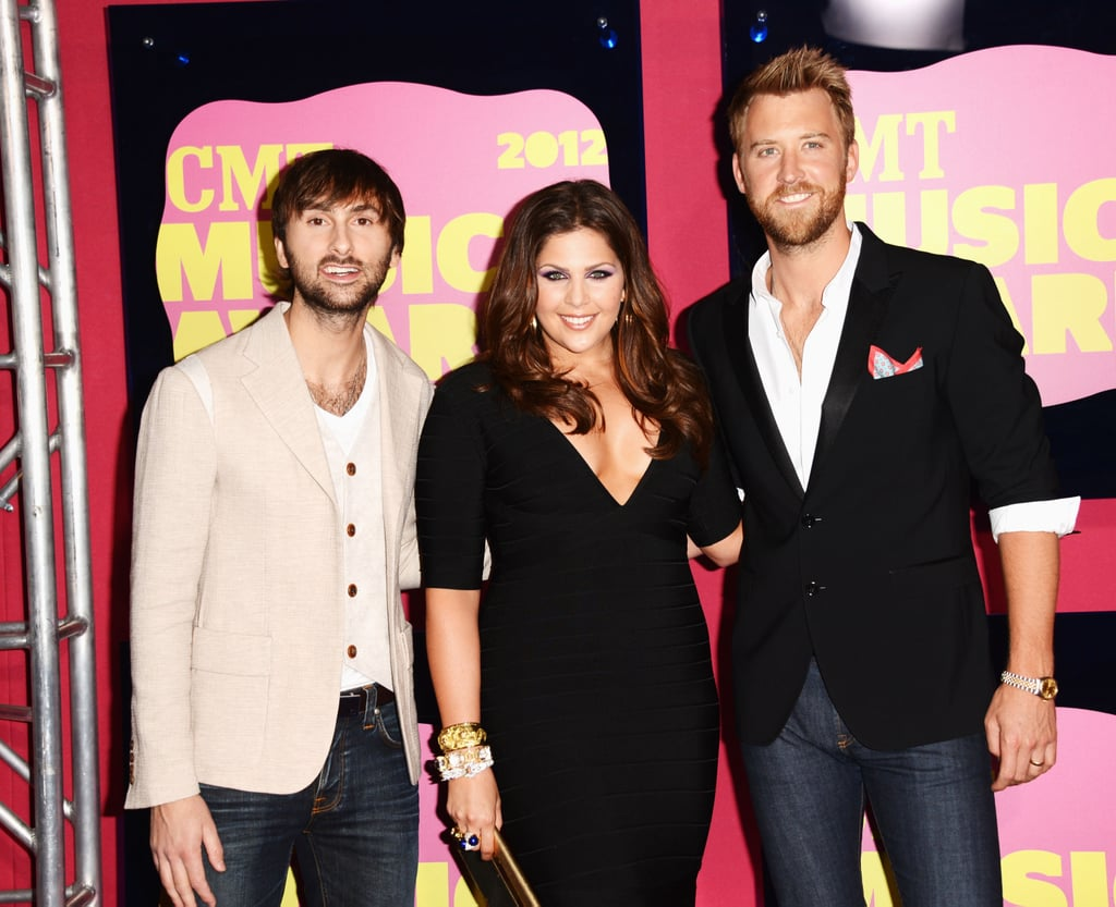 Dave Haywood, Hillary Scott and Charles Kelley