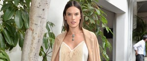 Alessandra Ambrosio's Red Carpet Style Gets Better and Better as the Year Goes By