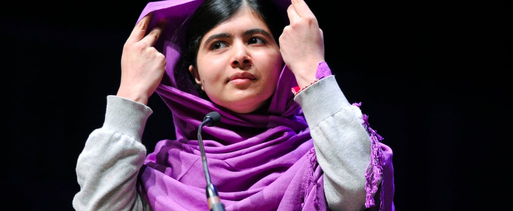 Malala Was Just Named The Youngest Ever UN Messenger of Peace