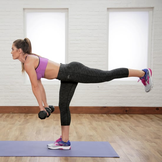 30-Minute Video Workout With Dumbbells