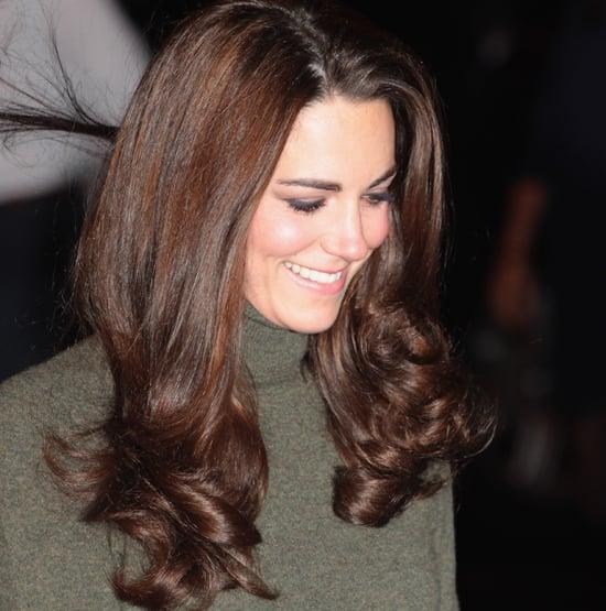 Kate Middleton Hair And Makeup Tutorial Popsugar Beauty