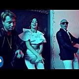 """""""Hey Ma"""" by Pitbull, J Balvin, and Camila Cabello"""