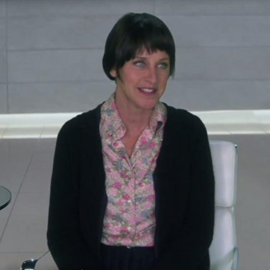 The Ellen Show's Fifty Shades of Grey Parody Trailer