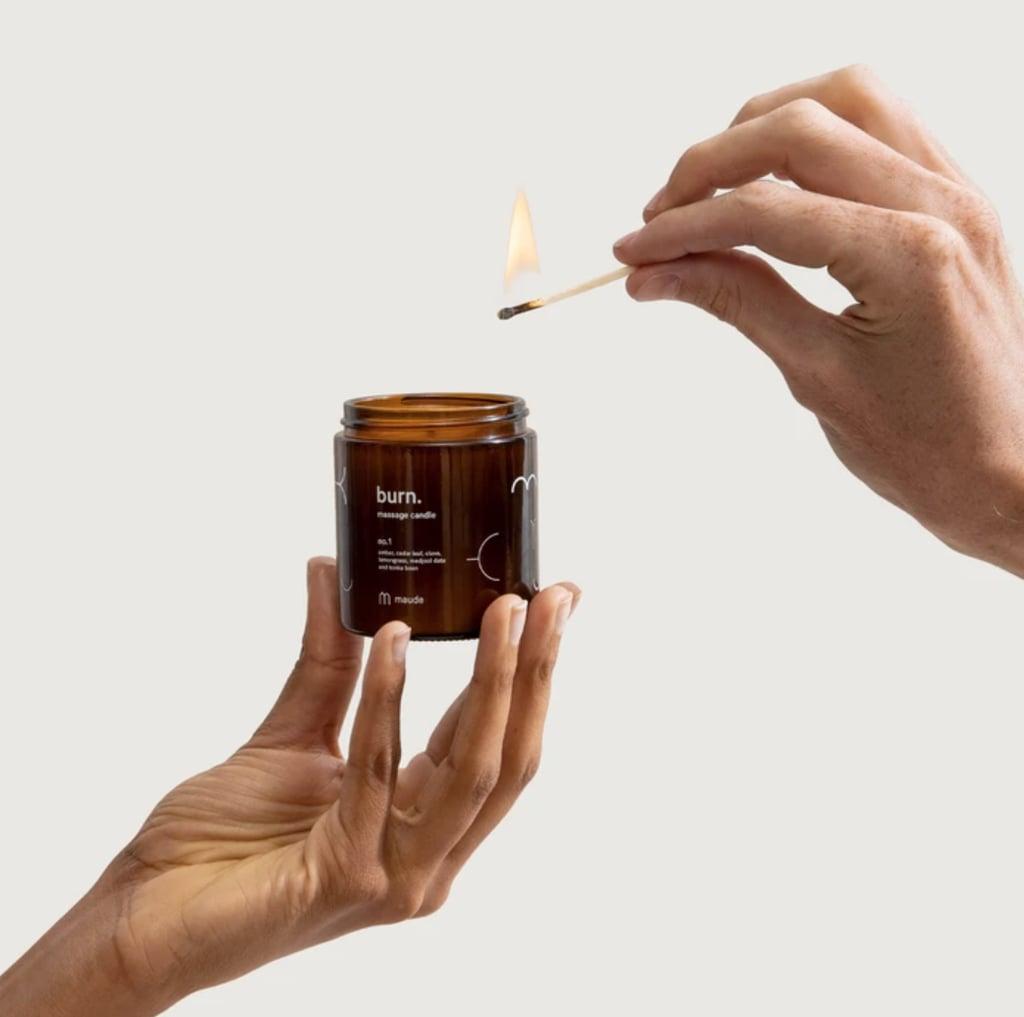 Maude Burn No. 1 Massage Candle