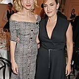 Carey Mulligan and Kate Winslet