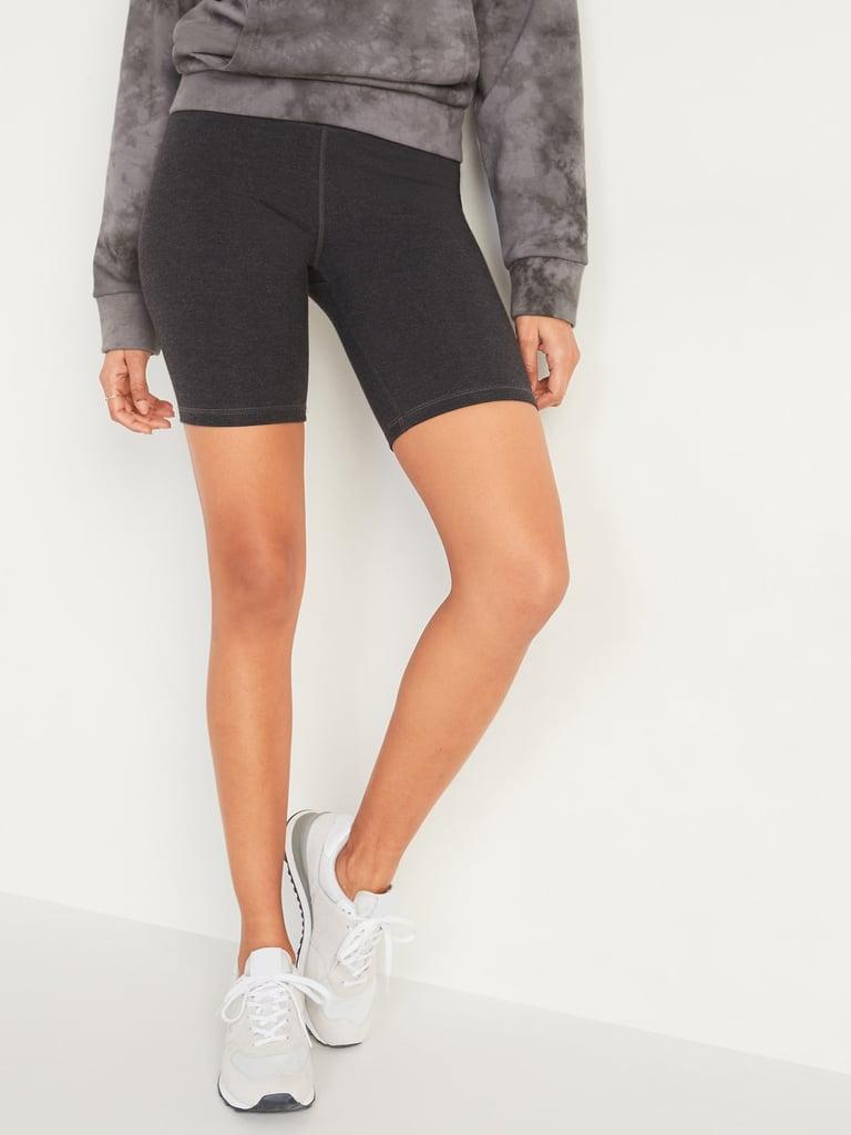 Old Navy Extra High-Waisted Balance Biker Shorts