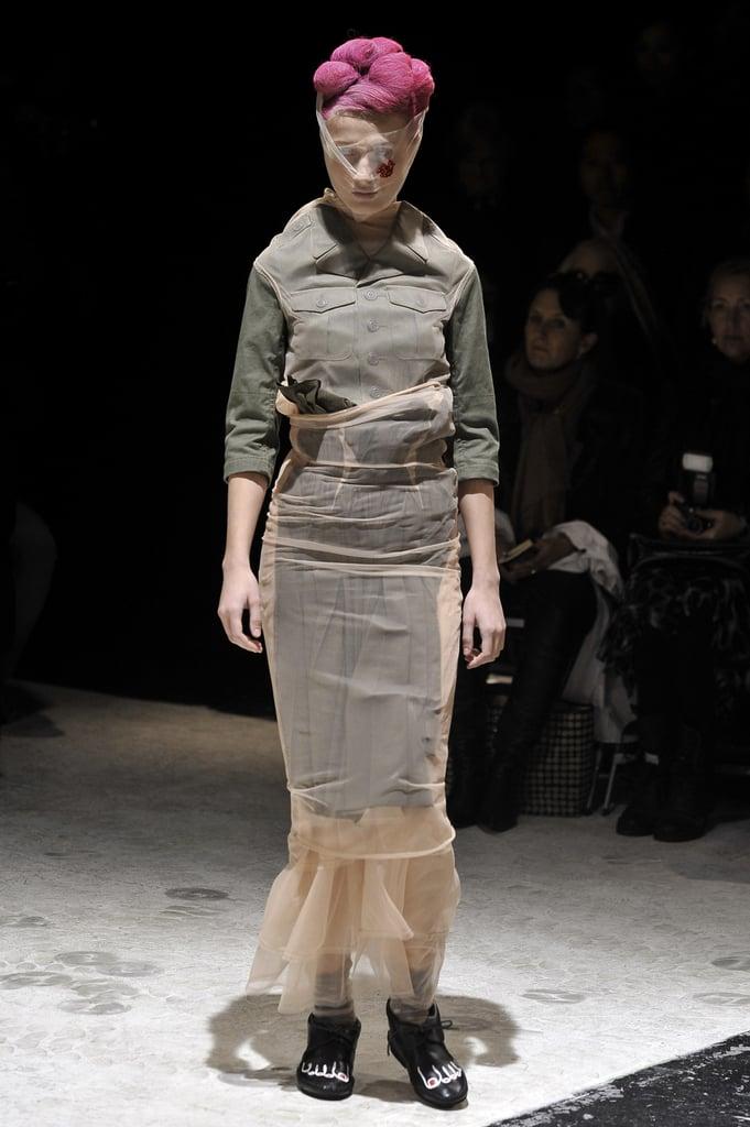 Paris Fashion Week: Comme des Garcons Fall 2009
