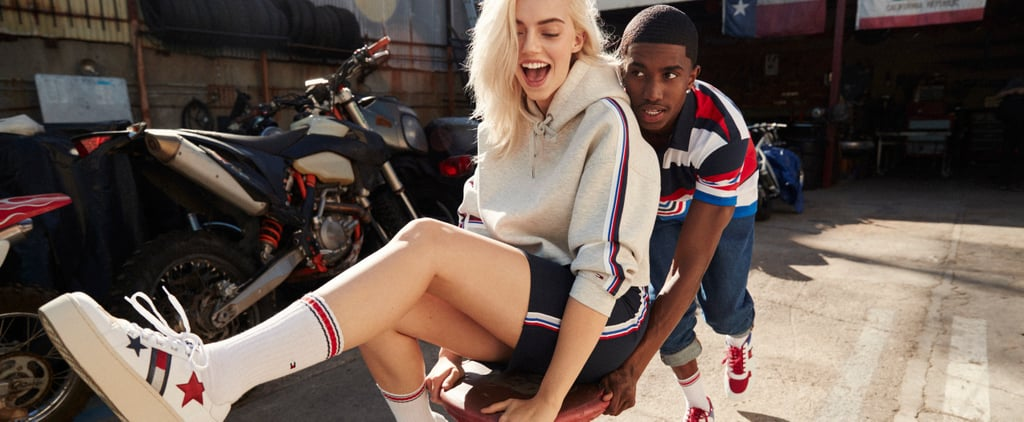 King Combs Models in Tommy Hilfiger Campaign​