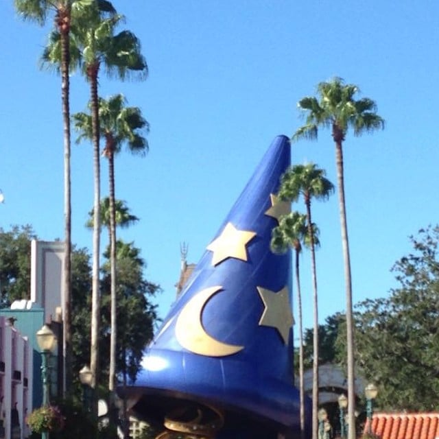 Cast members cannot acknowledge a celebrity as such.