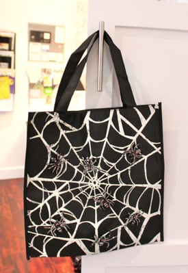 Spider Web Loot Bags