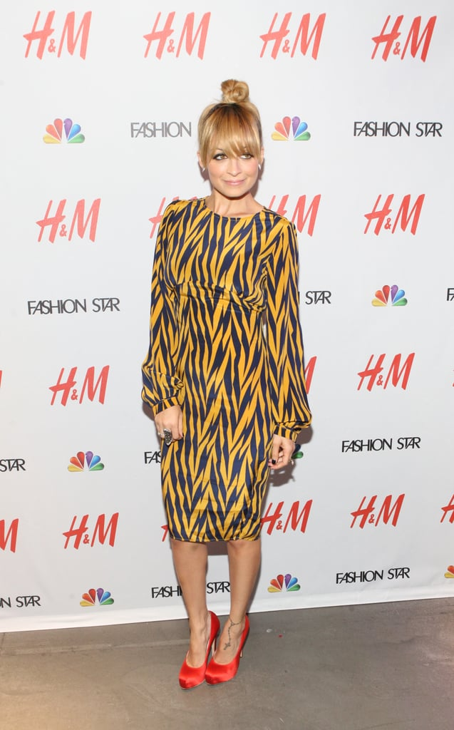Nicole Richie Pictures at NYC Fashion Star Party ...