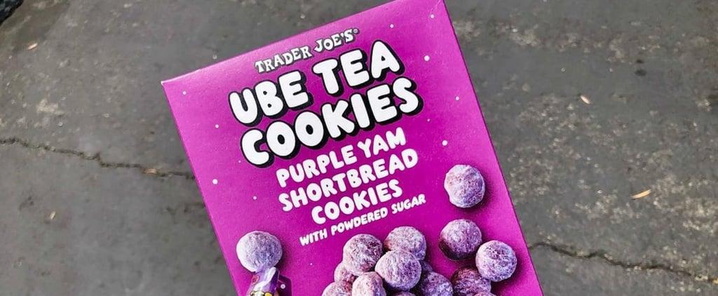 Trader Joe's Is Now Selling Ube Tea Cookies