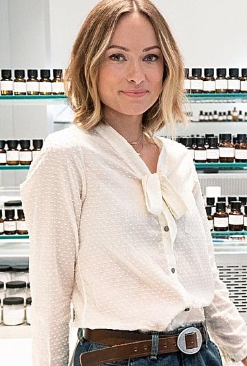 Olivia Wilde Clean Beauty Interview