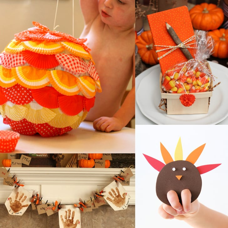 17 Supersimple Thanksgiving Crafts For Creative Kiddos