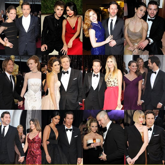 Which Couple Was the Cutest at the 2011 Oscars?