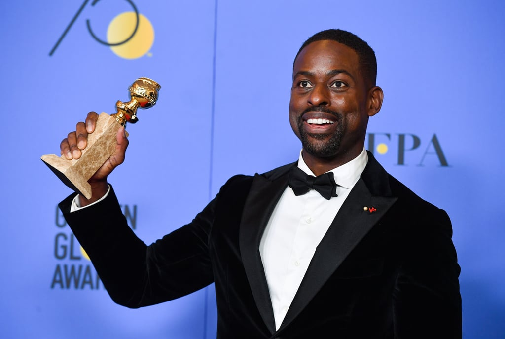 Reactions to Sterling K. Brown's Golden Globes Speech 2018