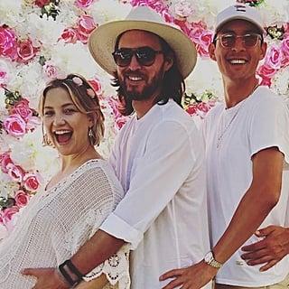 Kate Hudson Baby Shower Pictures September 2018