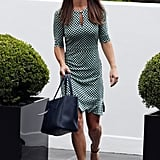 Pippa Middleton Walking in London July 2016