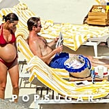 Pippa Middleton Pregnant in Bikini in Italy Pictures 2018