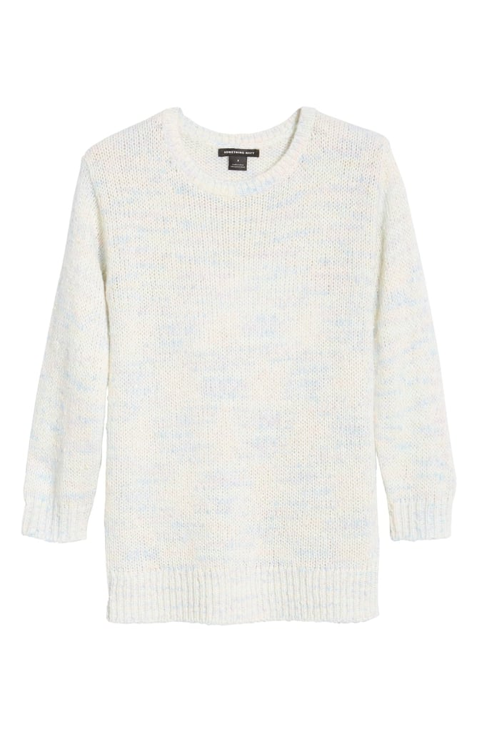 Something Navy Sweater Dress - Girls