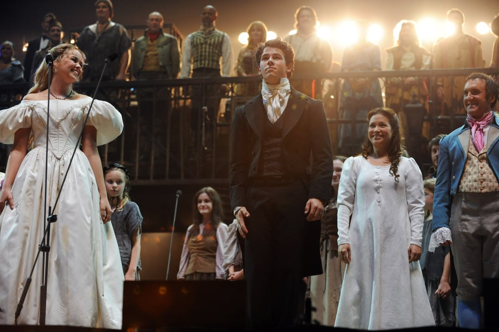 You'll Have a Heart Full of Love After Watching These Clips of Nick Jonas in Les Mis