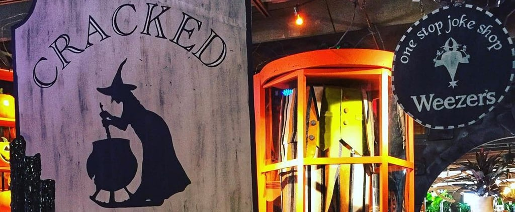 Grab Your Floo Powder — There's a Harry Potter Halloween Boutique in California
