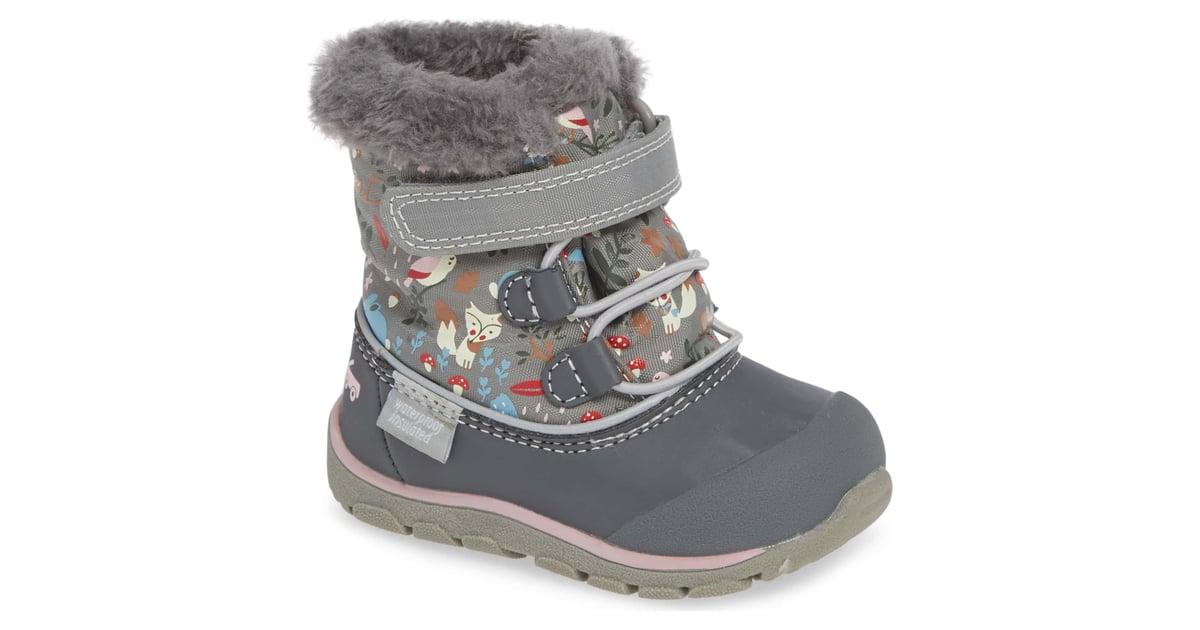 See Kai Run Abby Waterproof Boot   Let