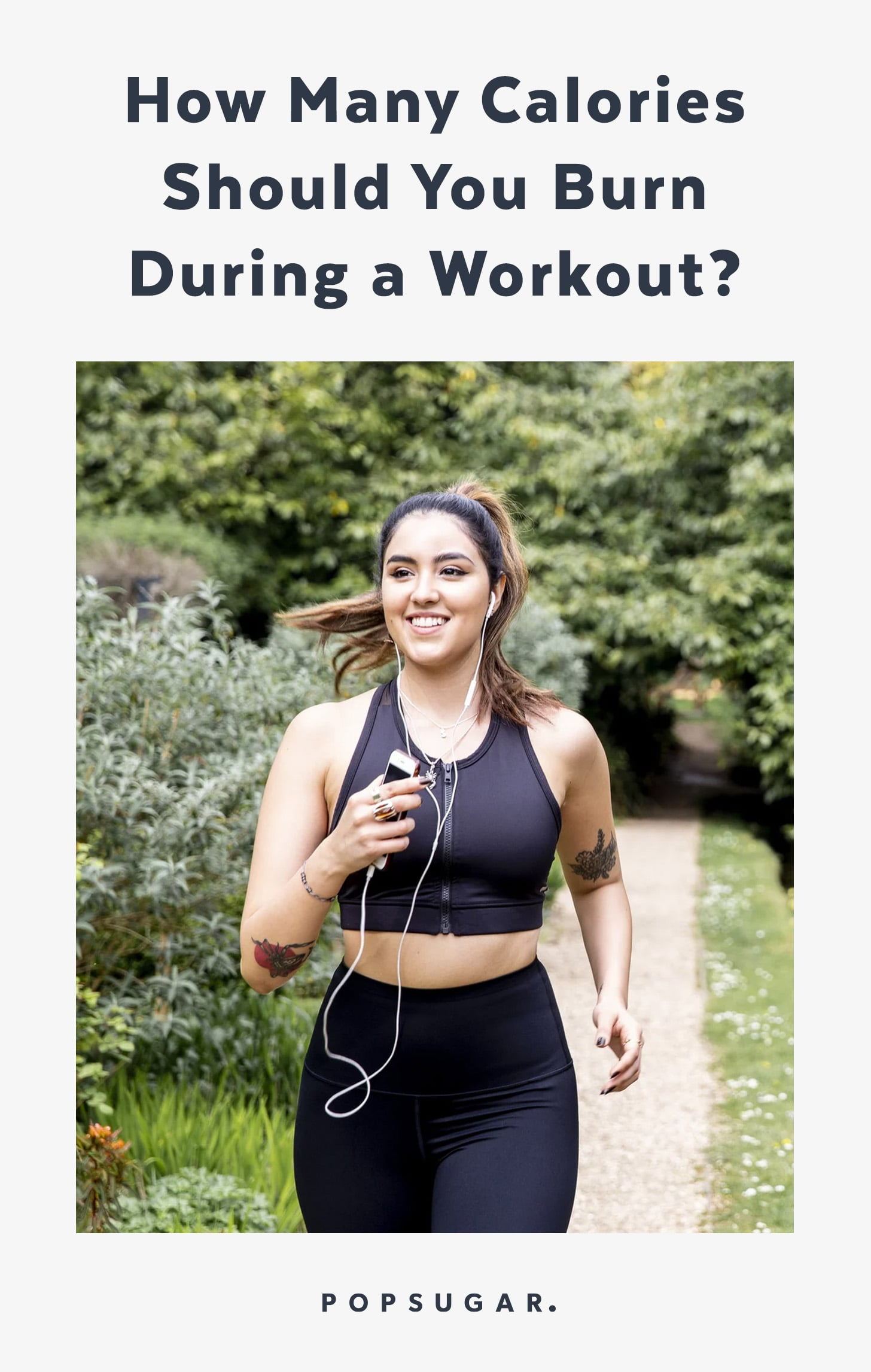 How Many Calories Should I Burn During a Workout? | POPSUGAR Fitness