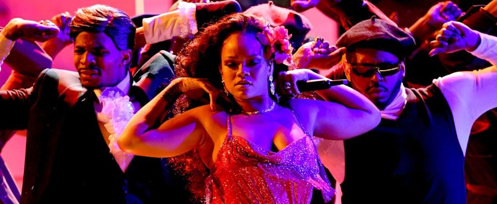 Rihanna and DJ Khaled Performance at Grammys 2018 Video