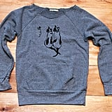 Two Peas in a Pod Siamese Cat Sweatshirt ($38)