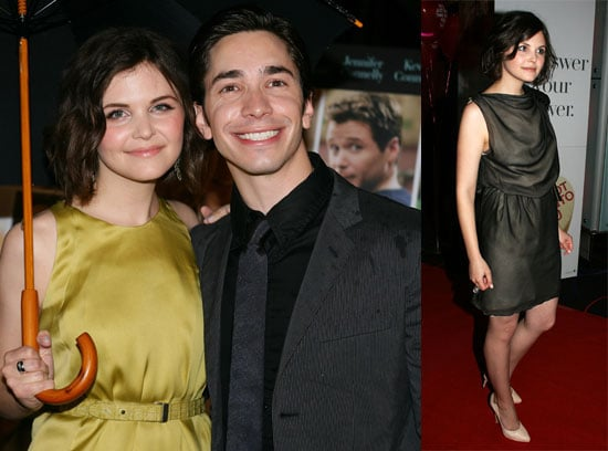 Photos of Ginnifer Goodwin and Justin Long at He's Just Not That Into You Australia Premiere