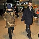 Rachel McAdams and Michael Sheen Take Their Romance to Ireland!