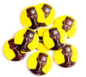 Fabworthy: Grace Jones Flair