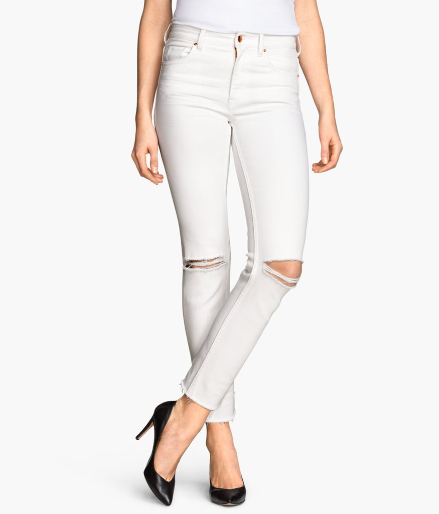 H&M Skinny High Ankle Jeans ($30)