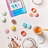 Handcrafted Lip Balms Book and DIY Lip Balm Gift Set