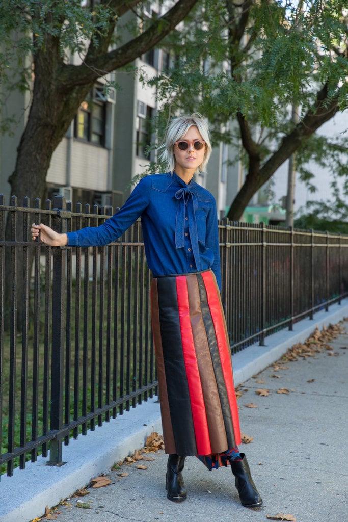 Linda Tol, fashion blogger