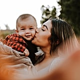 As expected, new moms and dads have a lot to worry about. According to the results, 27 percent of parents stress over their child's development, 22 percent of people worried about their baby's eating habits, and nine percent of parents were concerned with their kid's sleep patterns.