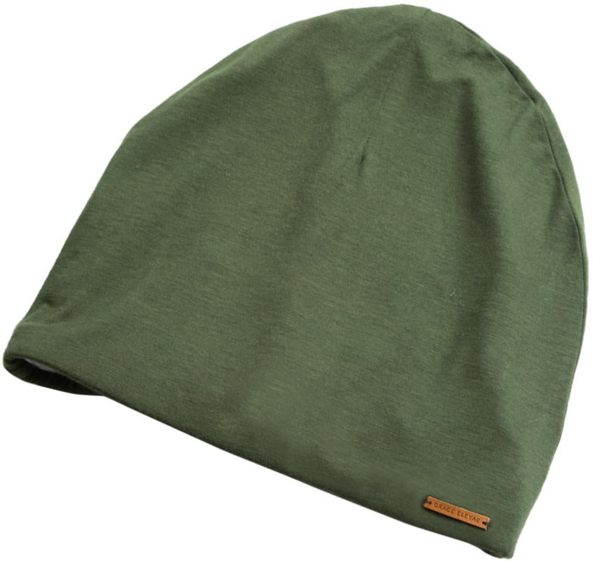 Grace Eleyae Adjustable Slap Satin-Lined Cap