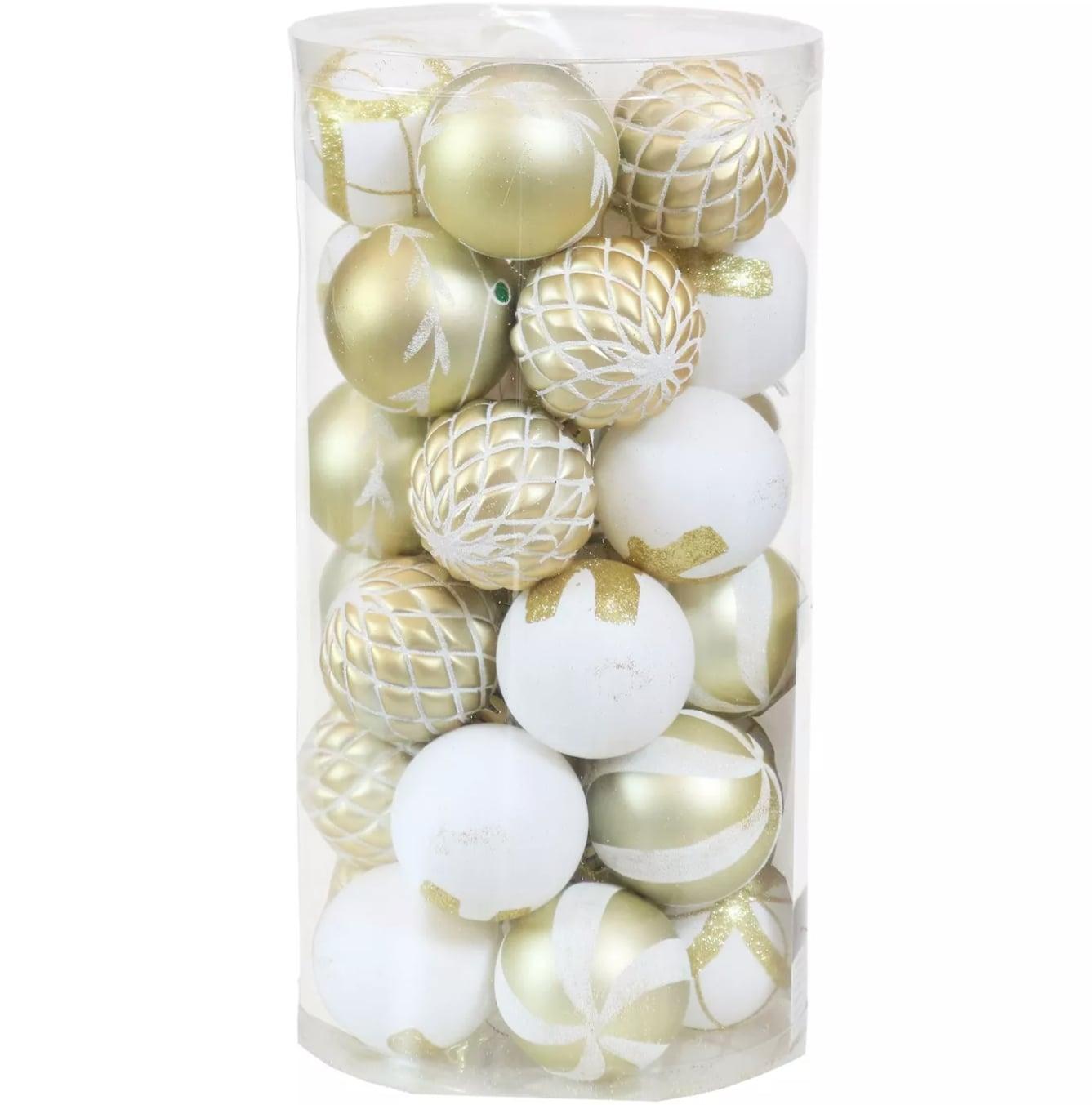 Shatterproof Christmas Ornaments Popsugar Home