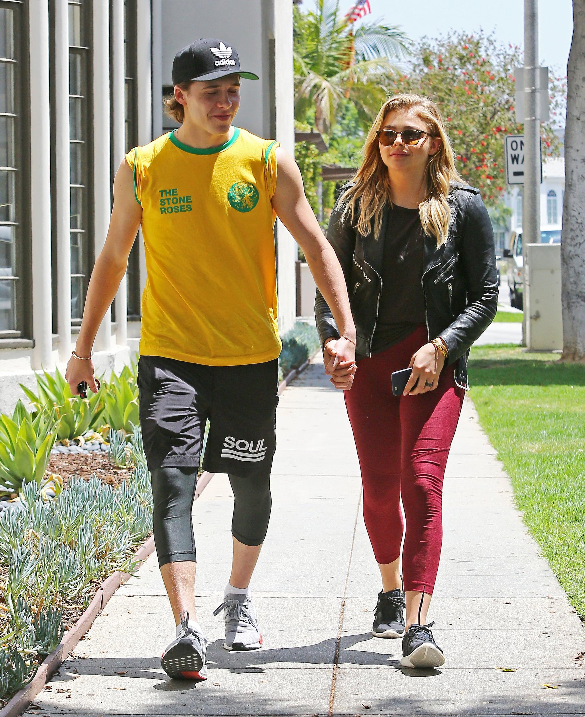 foto de Celebrity & Entertainment | Brooklyn Beckham and Chloë Grace ...